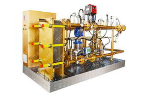 Standardized Heat Exchanger Unit
