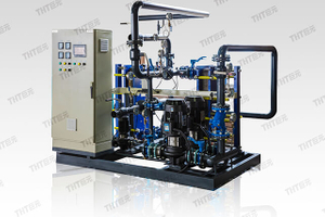 Automatic Plate Heat Exchanger Unit