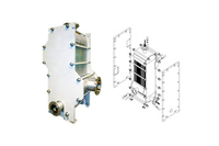 HBLB Type Plate and Frame Heat Exchanger