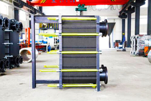 Movable Plate Heat Exchanger