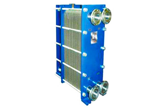 Heat Exchanger for Black Liquor And White Liquor