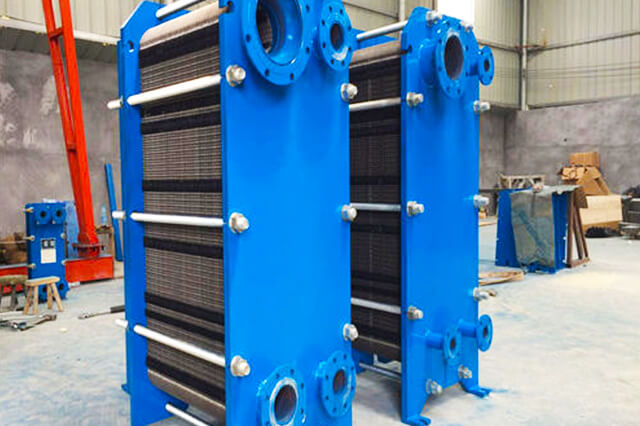 steam to water heat exchangers price- GUPHE