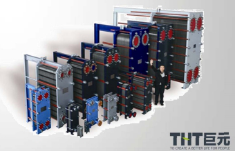 Detachable Plate Heat Exchangers