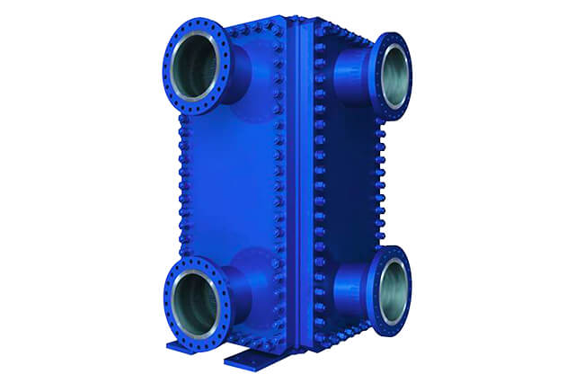 plate-and-frame-heat-exchanger